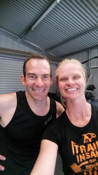Australian Duathlete Peter Bice