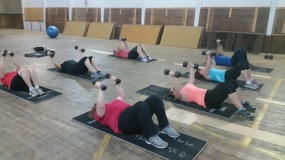 Functional Strength Class - Opening Arc DA/DB Supine Position